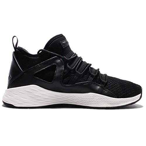 Jordan, Sneaker uomo Black/Black-Sail