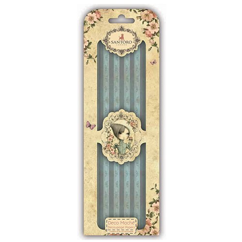 santoro-mirabelle-deco-mache-patch-premium-paper-if-only-4-blue-stripes-by-santoro