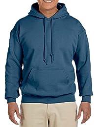 GILDAN Heavyweight Hooded Sweatshirt, Sweat-Shirt à Capuche Homme