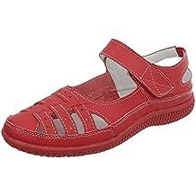 Zapatos para mujer Zapatos de tacon Plataforma Cuñas Ital-Design