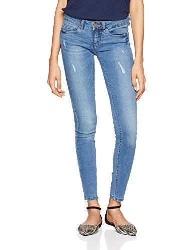 ONLY  15129017 Damen  Onlcoral SL SK Dnm Jeans , Blau (Medium Blue Denim), W31/L32