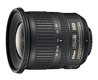 Nikon 999712 - Objetivo para cámara réflex AF-S DX 10-24MMF3.5-4.5G SD2, color negro (B0026FCKC8)   Amazon Products