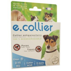 collier-antiparasitaire-biodegradable-petit-chien-rouge