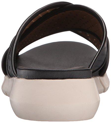 Calvin Black Sandale Whitley Whitley Leder Sandale Leder Klein Klein Black Calvin XwXxFtOqS