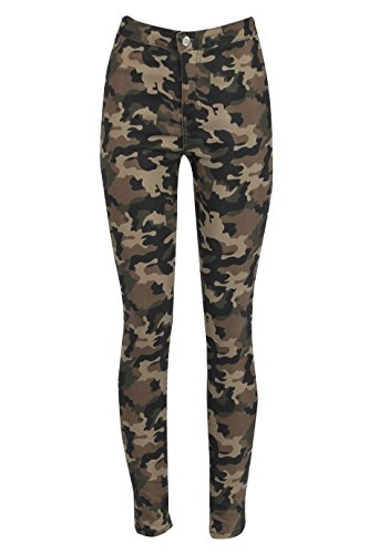 Yes Gameon -  Jeans  - Donna camouflage 12