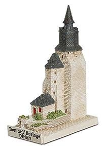 Katerina Prestige-Estatua Torre del Reloj-Dinan, me0895