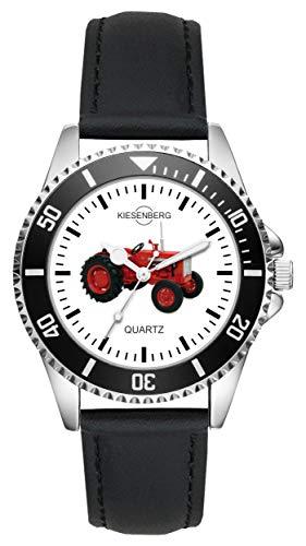 Geschenk für Valmet 565 Traktor Schlepper Fans Fahrer Kiesenberg Uhr L-1619