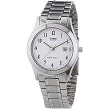 Casio Collection – Reloj Mujer Analógico con Correa de Acero Inoxidable – LTP-1141PA-7BEF
