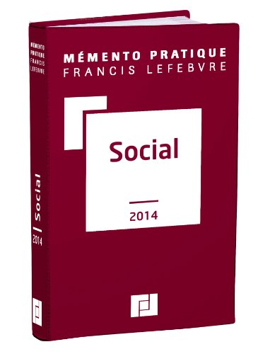 Mémento Social 2014