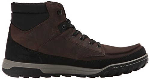 ECCO URBAN LIFESTYLE Herren Outdoor Fitnessschuhe Braun (BLACK/COFFEE 51623)