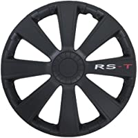 Autostyle RST Negro Set Rs-T Negro - Tapacubos (4 unidades)