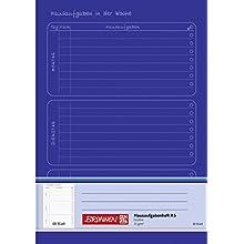 Brunnen Homework Book DIN A5 A5, 48 Blatt neutral