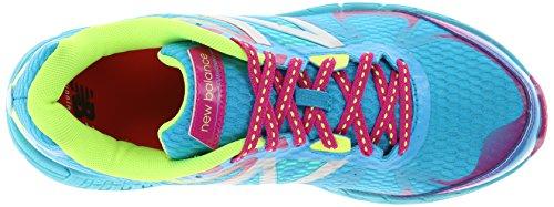 New Balance KJ880 Lace-Up Running Shoe (Little Kid/Big Kid),Blue/Purple,10.5 M US Little Kid Blue/Purple