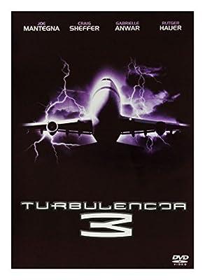 Turbulence 3: Heavy Metal (2001) [DVD] [Region 2] (English audio) by Zak Santiago