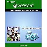 Xbox Live credit for Fortnite - 2.500 V-Bucks + 300 extra V-Bucks | Xbox One - Download Code