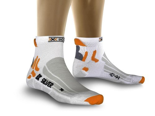 X SOCKS   CALCETINES UNISEX  TALLA DE: 35/38  COLOR (35 38 WHITE GREY)