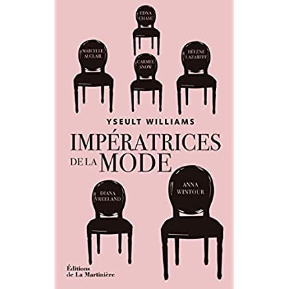 Impératrices de la mode (NON FICTION)