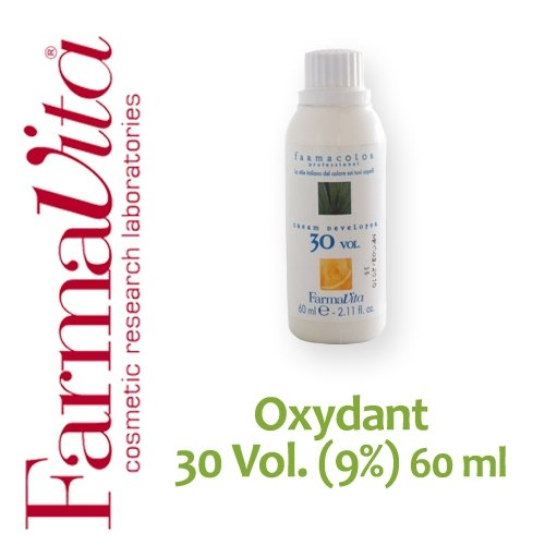 Oxydant 30 Vol. (9%) FarmaVita - 60 ml