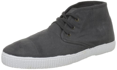 Victoria Safari Lona Tintada, Baskets mode femme Gris (Antracita)