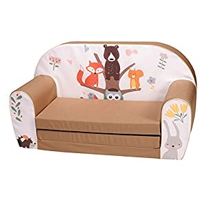 """Knorrotys 68448 – Kindersofa """"Forest"""""""