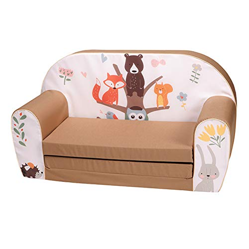 "Knorrotys 68448 - Kindersofa ""Forest\"""