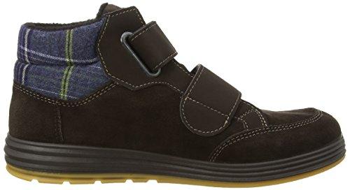 Ricosta Beyon Jungen Hohe Sneakers Braun (cafe 286)