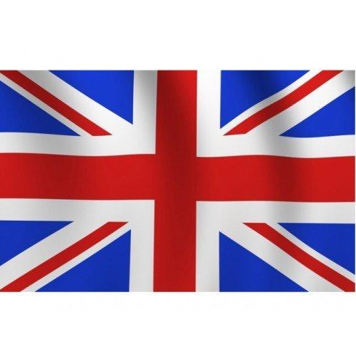 Union Jack Flag with Cord 90cm x 150cm