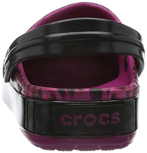 crocs Unisex-Erwachsene Cbndlprd2clg Clogs Rot (Berry)