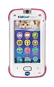 VTech Kidicom Roze - Electrónica para niños (Rosa, De plástico, CE, 4 año(s), Niño/niña, 12 año(s))