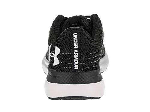 Under Armour Ua W Thrill 3, Chaussures de Running Femme Noir (Black)