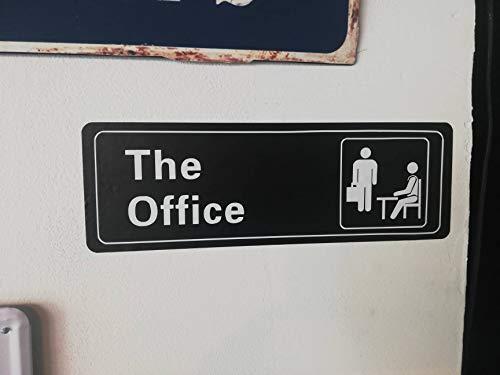 Vinyl Sign - The Office inspired Decor -