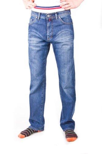 "Herren Jeans ""Deauville"" Regular Fit Blue"