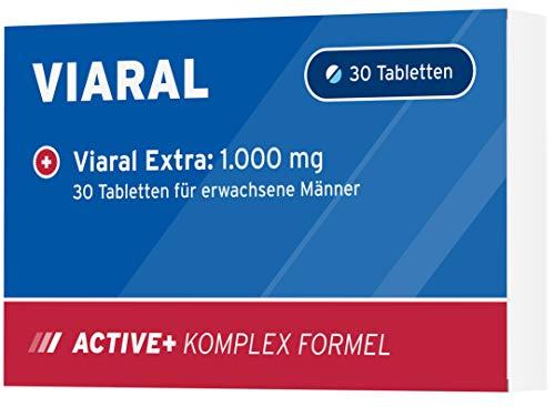 VIARAL | Für aktive Männer im Alter | Made in Germany