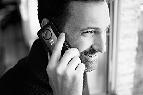 Gigaset SL910 Telefon - Schnurlostelefon / Mobilteil - mit Farbdisplay / Design Telefon / schnurloses Telefon - Freisprechen - schwarz - 16