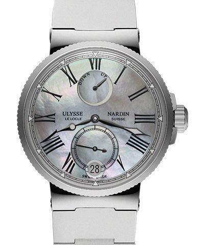 Ulysse Nardin Marine cronometro 1183-160-3/40 - Orologio automatico da donna