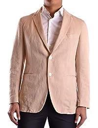 BURBERRY Homme MCBI20832 Beige Coton Blazer e7c79e5f25a