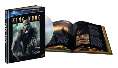 KING KONG -BRDVD- - KING KONG