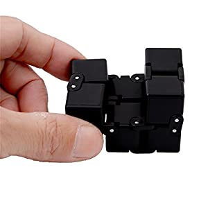 Miyaia Fidget Cube Toys Pressure Relief Anti Stress Toys for Children and Adults