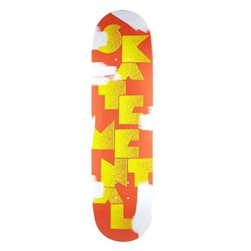 Skate Mental Deck: Logo Stack 3 8.06