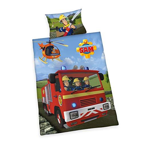 ᑕ❶ᑐ Feuerwehrmann Sam Bettwäsche – Feuerwehrmann Sam Bettwäsche ...