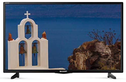 SHARP LC-32HI3122E, HD Ready LED TV 81 cm (32 Zoll), Active Motion 100, Triple Tuner Sharp Hd Ready Tv