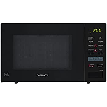 Daewoo Digital Microwave, 26 L, 900 W - Black: Amazon.co.uk: Kitchen