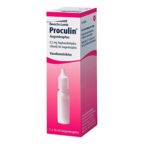 Proculin Augentropfen 10 ml (Schmerzen Augentropfen)