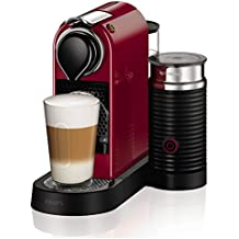 Nespresso XN7605 Krups Citiz & Milk-Cafetera monodosis (19 Bares, aeroccino Integrado,