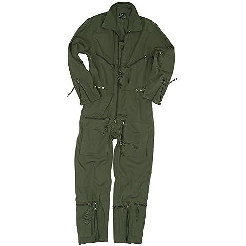 BW trabajo traje Traje de cuerpo entero–Varios colores disponibles, color verde oliva, tamaño 56