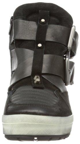 Kennel und Schmenger Schuhmanufaktur Bombay 61-19460.480 Damen Sneaker Schwarz (Schwarz)