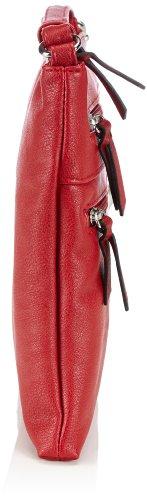Tom Tailor Acc Erie 14123 Borse A Spalla Da Donna 20x23x3 Cm (lxhxp) Rosso (rosso 40)