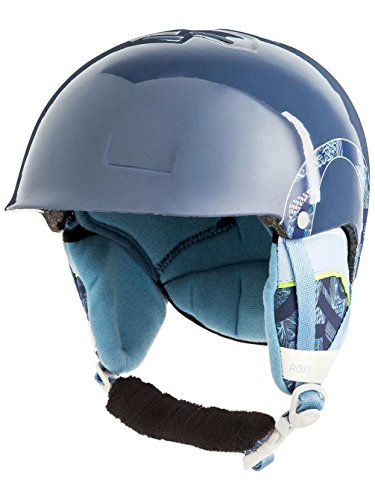 Roxy ERGTL03010 Casque de Snowboard/Ski Fille Crown Blue Freespace Girl S