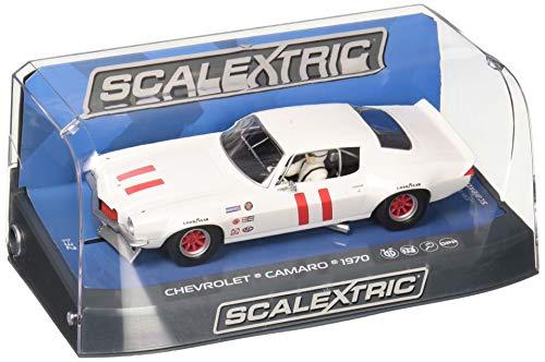 Scalextric C3922 1970 Chevrolet Camaro Slot Coche
