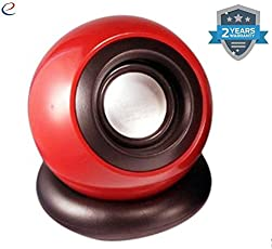 supreno™ Multimedia Speakers for PC/Laptop/Mobile for The Cool People who Loves to Listen to Music (Color May Vary)